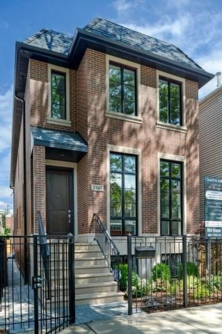 2447 N Greenview Avenue, Chicago, IL 60614 (MLS #09862785) :: Domain Realty