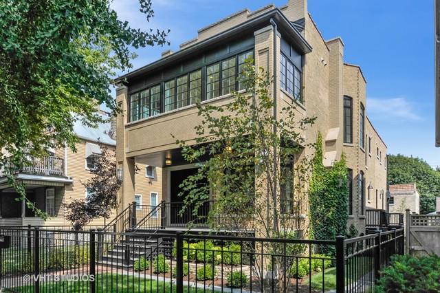4419 N Seeley Avenue, Chicago, IL 60625 (MLS #09862841) :: The Dena Furlow Team - Keller Williams Realty