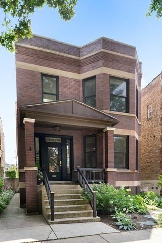 3833 N Claremont Avenue, Chicago, IL 60618 (MLS #09862845) :: Domain Realty