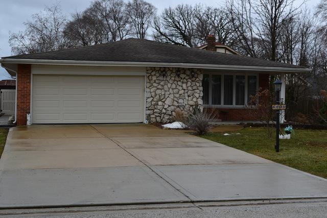 6205 W Carol Lane, Palos Heights, IL 60463 (MLS #09863046) :: The Wexler Group at Keller Williams Preferred Realty