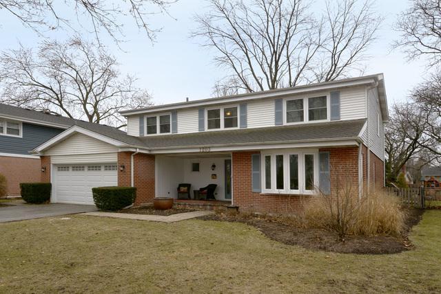 1203 W Lonnquist Boulevard, Mount Prospect, IL 60056 (MLS #09863069) :: The Dena Furlow Team - Keller Williams Realty