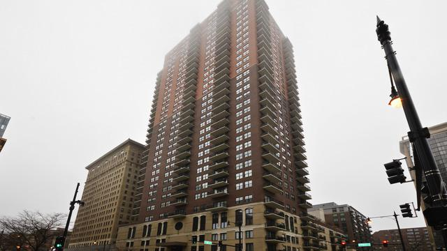 41 E 8th Street #607, Chicago, IL 60605 (MLS #09863123) :: Domain Realty