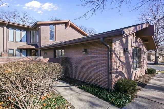 1441 Fox Lane 10F, Hinsdale, IL 60521 (MLS #09863133) :: The Wexler Group at Keller Williams Preferred Realty