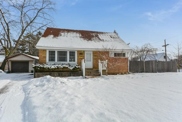 18609 Golfview Avenue, Homewood, IL 60430 (MLS #09863206) :: The Wexler Group at Keller Williams Preferred Realty