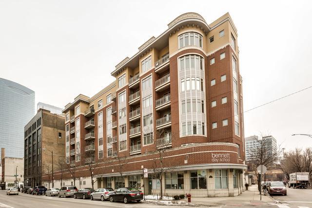 657 W Fulton Street #304, Chicago, IL 60661 (MLS #09863208) :: Domain Realty