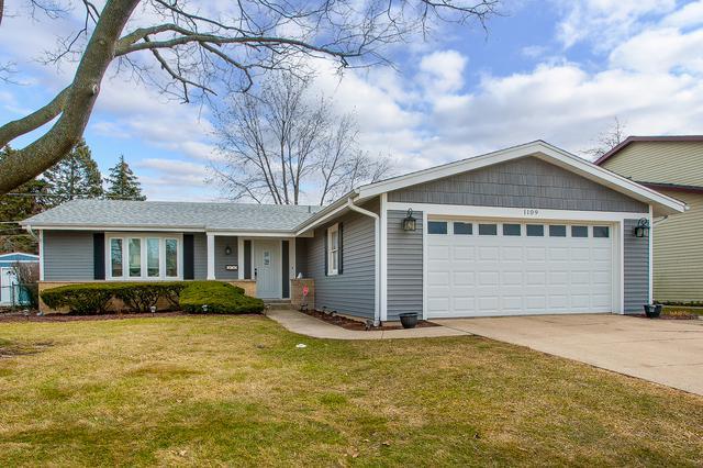 1109 S Cherrywood Drive, Mount Prospect, IL 60056 (MLS #09863214) :: Lewke Partners