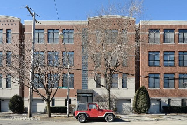 522 N Elizabeth Street 1S, Chicago, IL 60642 (MLS #09863238) :: Domain Realty