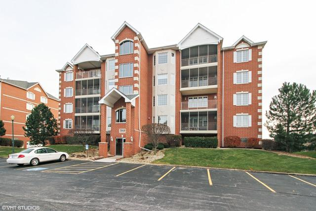 7919 Trinity Circle 1NE, Tinley Park, IL 60487 (MLS #09863275) :: The Wexler Group at Keller Williams Preferred Realty