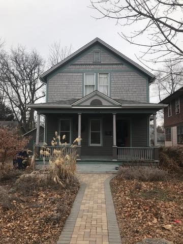 714 Center Street, Elgin, IL 60120 (MLS #09863320) :: Domain Realty