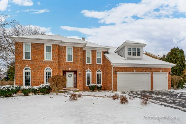 74 Hawkins Circle, Wheaton, IL 60189 (MLS #09863392) :: The Wexler Group at Keller Williams Preferred Realty