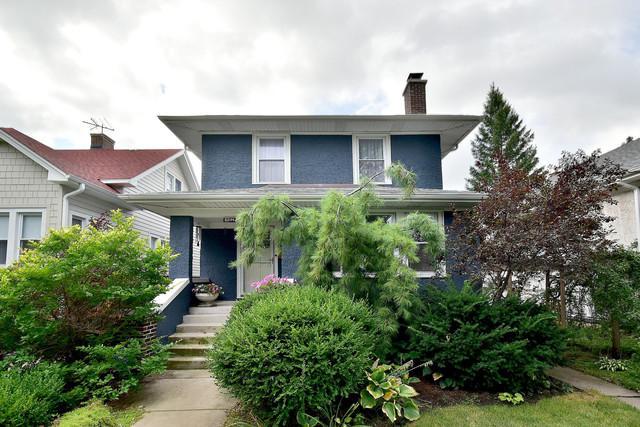 6544 34th Street, Berwyn, IL 60402 (MLS #09863410) :: The Dena Furlow Team - Keller Williams Realty