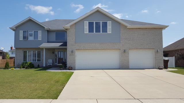 19537 Foxford Lane, Mokena, IL 60448 (MLS #09863432) :: The Wexler Group at Keller Williams Preferred Realty