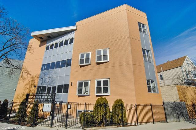 3744 W George Street D, Chicago, IL 60618 (MLS #09863433) :: Lewke Partners