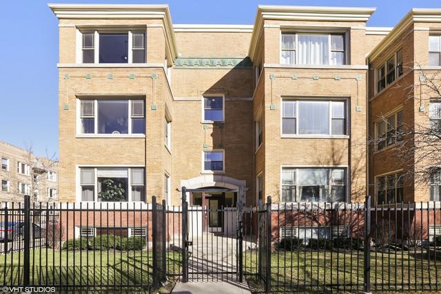 4455 N Magnolia Avenue #3, Chicago, IL 60640 (MLS #09863469) :: Lewke Partners