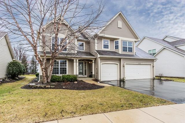 235 Hearthstone Drive, Bartlett, IL 60103 (MLS #09863481) :: Lewke Partners