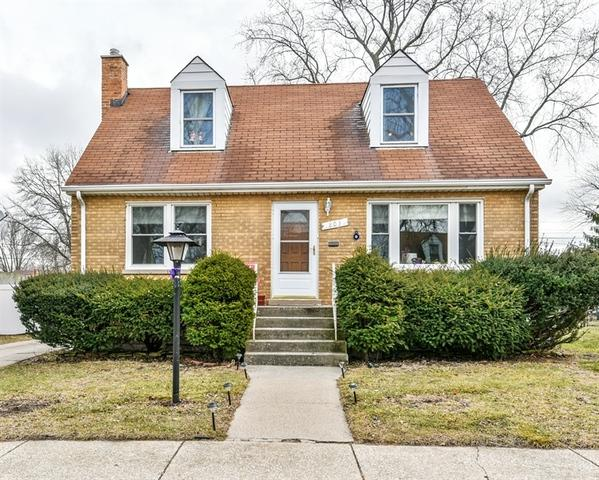 18031 Exchange Avenue, Lansing, IL 60438 (MLS #09863506) :: The Dena Furlow Team - Keller Williams Realty