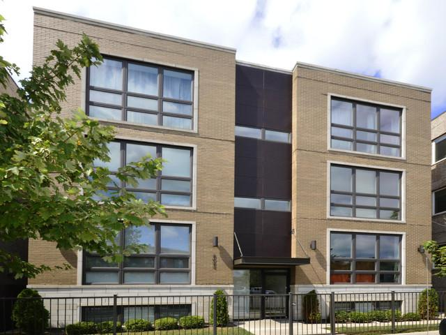 4042 N Western Avenue 1S, Chicago, IL 60618 (MLS #09863595) :: Lewke Partners