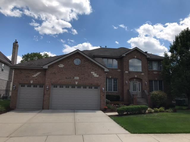 10917 Lentfer Court, Orland Park, IL 60467 (MLS #09863610) :: The Wexler Group at Keller Williams Preferred Realty