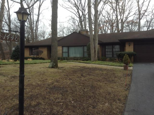 1448 Cloverdale Avenue, Highland Park, IL 60035 (MLS #09863642) :: Lewke Partners