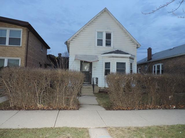 3412 W 66th Street, Chicago, IL 60629 (MLS #09863745) :: The Dena Furlow Team - Keller Williams Realty