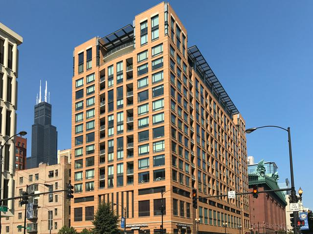 520 S State Street #1014, Chicago, IL 60605 (MLS #09863858) :: The Jacobs Group