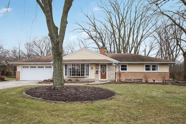 403 S Orchard Drive, Park Forest, IL 60466 (MLS #09863910) :: The Dena Furlow Team - Keller Williams Realty