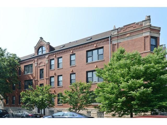 3604 W George Street #2, Chicago, IL 60618 (MLS #09863935) :: Lewke Partners