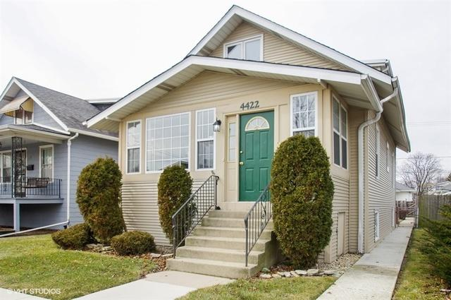 4422 N Mcvicker Avenue, Chicago, IL 60630 (MLS #09863944) :: Lewke Partners