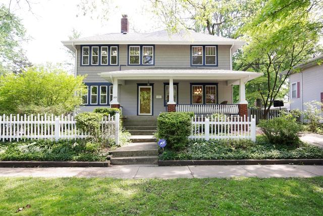 201 W Pennsylvania Avenue, Urbana, IL 61801 (MLS #09864029) :: Littlefield Group