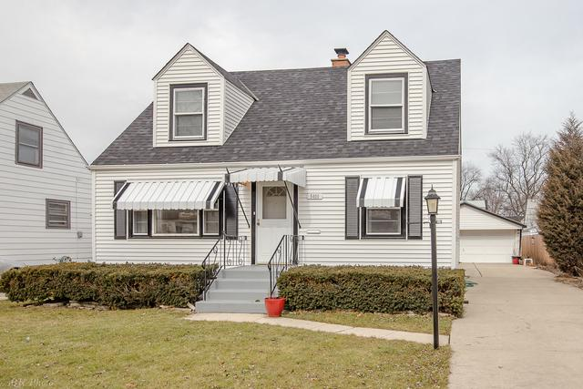 5400 W Otto Place, Oak Lawn, IL 60453 (MLS #09864053) :: The Wexler Group at Keller Williams Preferred Realty