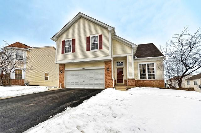 548 N Anna Lane, Romeoville, IL 60446 (MLS #09864089) :: The Wexler Group at Keller Williams Preferred Realty