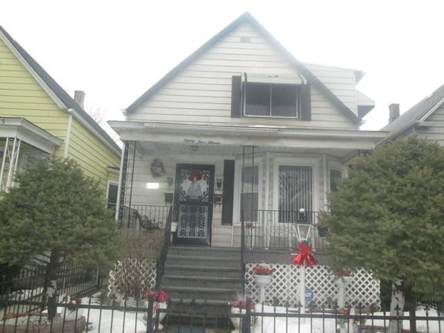 8411 S Carpenter Street, Chicago, IL 60620 (MLS #09864119) :: Lewke Partners