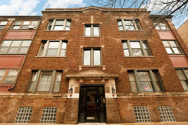 916 W Waveland Avenue #1, Chicago, IL 60613 (MLS #09864121) :: Lewke Partners