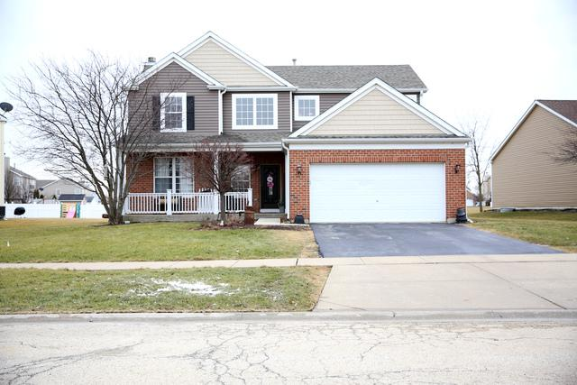 101 Ryan Lane, Shorewood, IL 60404 (MLS #09864133) :: The Wexler Group at Keller Williams Preferred Realty