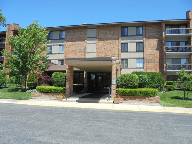 201 Lake Hinsdale Drive #305, Willowbrook, IL 60527 (MLS #09864336) :: Lewke Partners