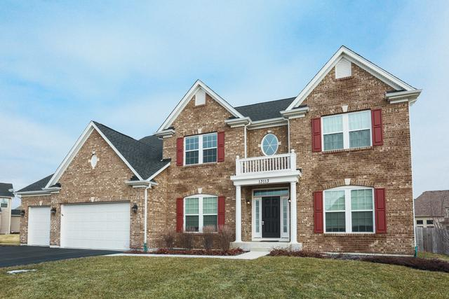 13113 Wildwood Place, Plainfield, IL 60585 (MLS #09864354) :: The Wexler Group at Keller Williams Preferred Realty
