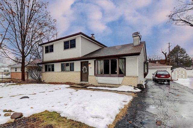 140 N Broadview Avenue, Lombard, IL 60148 (MLS #09864372) :: Lewke Partners