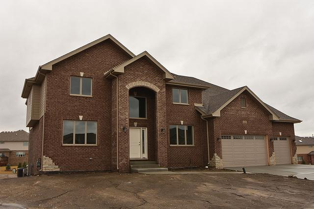 8283 Karli Jean Court, Frankfort, IL 60423 (MLS #09864389) :: The Wexler Group at Keller Williams Preferred Realty