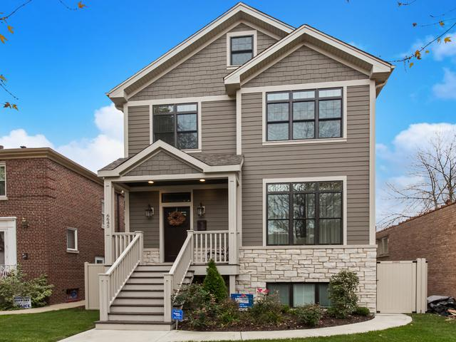 6645 N Odell Avenue, Chicago, IL 60631 (MLS #09864468) :: The Dena Furlow Team - Keller Williams Realty