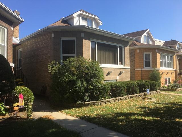 5918 W Roscoe Street, Chicago, IL 60634 (MLS #09864526) :: Lewke Partners