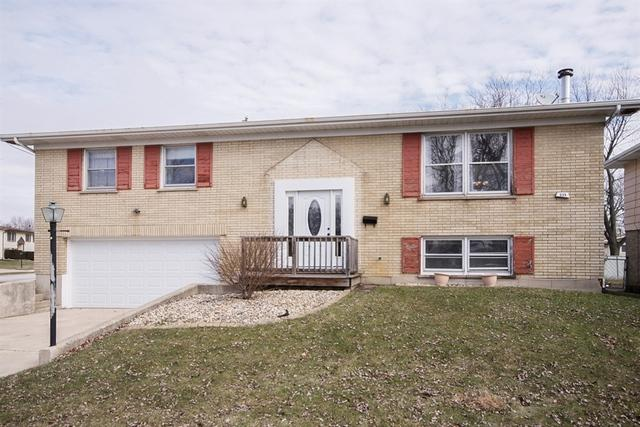 535 N Park Drive, Glenwood, IL 60425 (MLS #09864605) :: The Jacobs Group