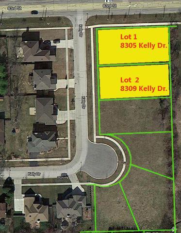 8309 Kelly Drive, Woodridge, IL 60517 (MLS #09864633) :: Lewke Partners