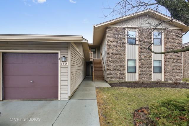 1335 Gifford Court 8-D, Hanover Park, IL 60133 (MLS #09864721) :: The Dena Furlow Team - Keller Williams Realty
