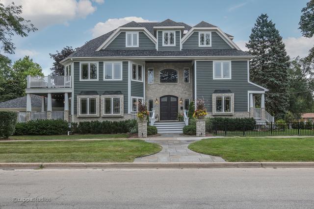 207 N Ellis Avenue, Wheaton, IL 60187 (MLS #09864808) :: The Dena Furlow Team - Keller Williams Realty