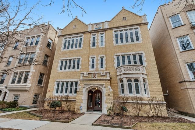 653 Hinman Avenue 2N, Evanston, IL 60202 (MLS #09864890) :: Lewke Partners