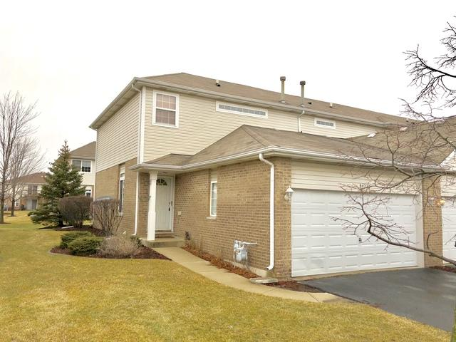 8422 Stratford Drive #8422, Tinley Park, IL 60487 (MLS #09864911) :: The Wexler Group at Keller Williams Preferred Realty