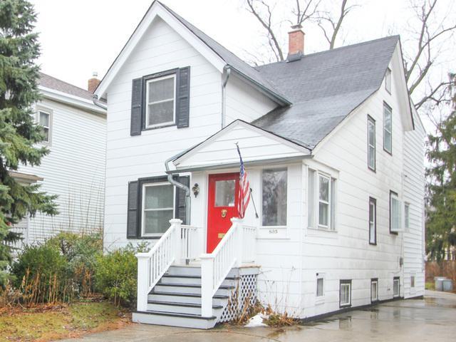 835 Forest Avenue, Oak Park, IL 60302 (MLS #09864913) :: Lewke Partners