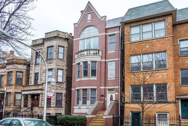 3535 N Fremont Street #3, Chicago, IL 60657 (MLS #09864968) :: Lewke Partners