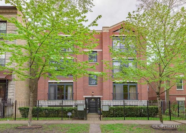 1242 N Maplewood Avenue 1S, Chicago, IL 60622 (MLS #09864994) :: The Dena Furlow Team - Keller Williams Realty