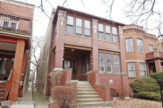 4436 N Maplewood Avenue, Chicago, IL 60625 (MLS #09864998) :: The Dena Furlow Team - Keller Williams Realty